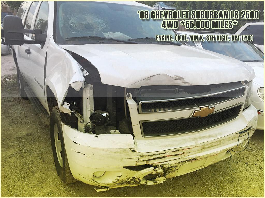 Orlando Used Auto Parts Prices & Central Florida Junkyard Services