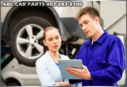 car parts for auto shops